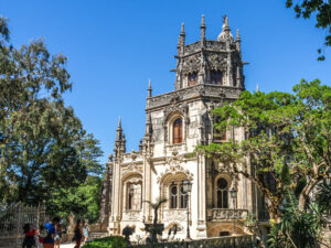 Quinta da Regaleira cathedral, a must see on a 1 day Sintra itinerary