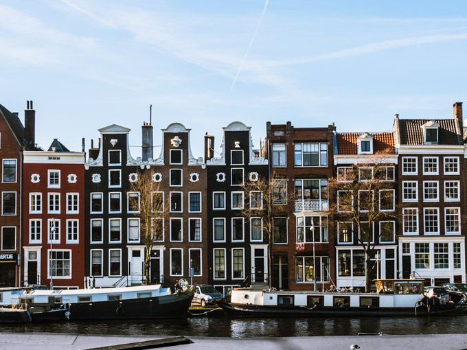 2 Days in Amsterdam: Itinerary for First Time Visitors - Canal Houses