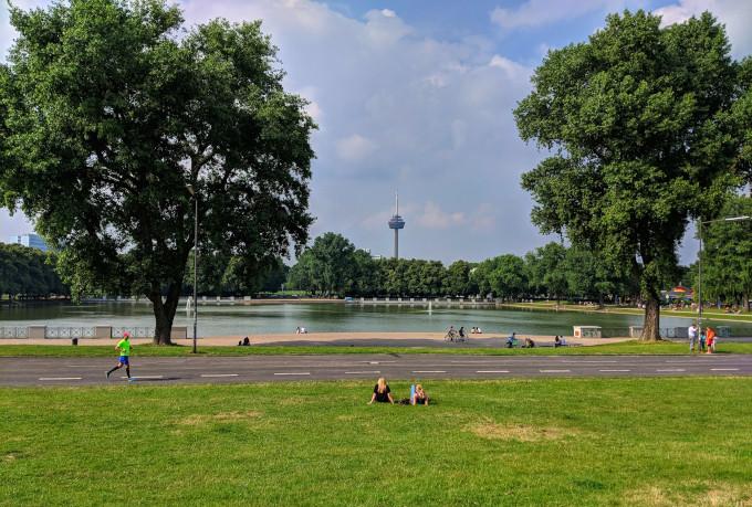 Hiroshima-Nagasaki park