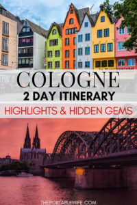 2 Day Cologne Itinerary