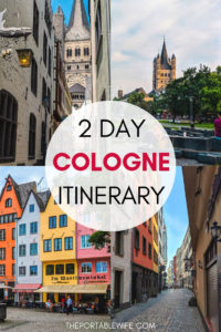 2 Days in Cologne Itinerary