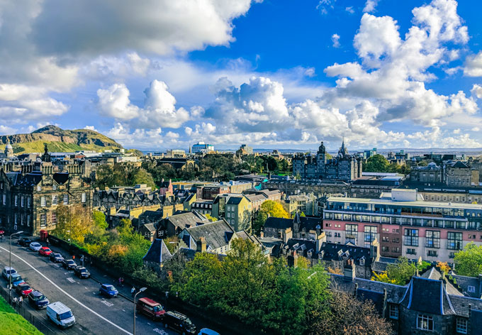 2 Days in Edinburgh: Itinerary for First-Time Visitors