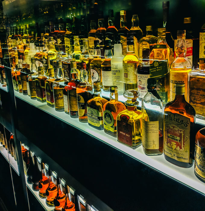 The Scotch Whiskey Experience is a must for two days in Edinburgh