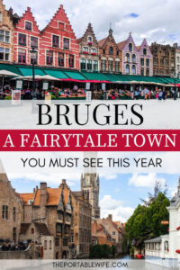 Bruges One Day Itinerary: A Fairytale Town You Must See - Grote Market and Canal View