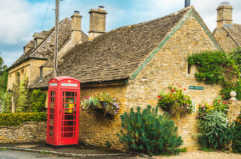 Cotswolds stone cottage, an essential part of any self drive UK holiday