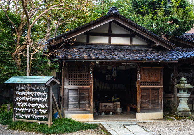 Myoryuji, the ninja temple of the Kanazawa itinerary