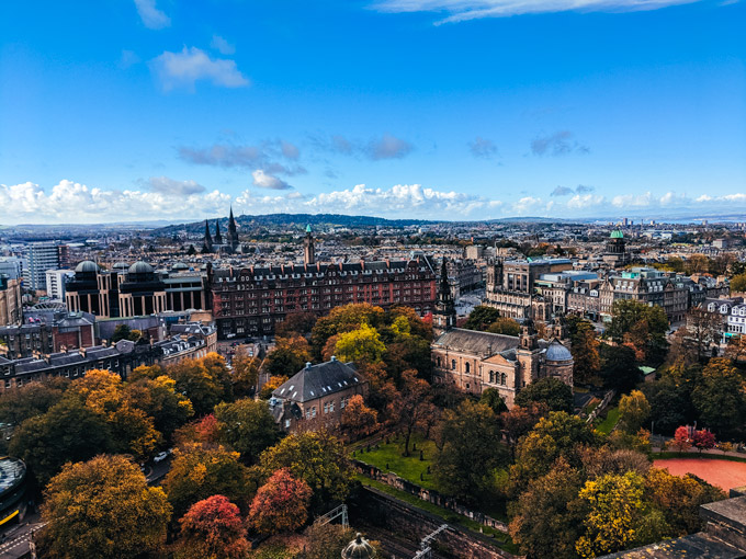 Edinburgh in October: 10 Must Have Autumn Experiences