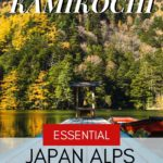 Kamikochi Japan Alps Hiking Guide