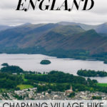 Keswick England Latrigg Walk: Charming Village Hike in the Lake District