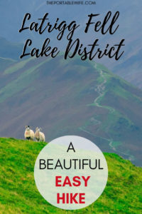 Latrigg Walk, Lake District: A Beautiful Easy Hike