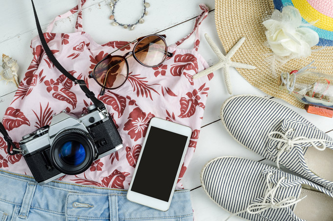 How to Create a Travel Capsule Wardrobe That Isn't Bland