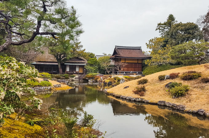 Nara Day Trip Itinerary - Isuien Garden
