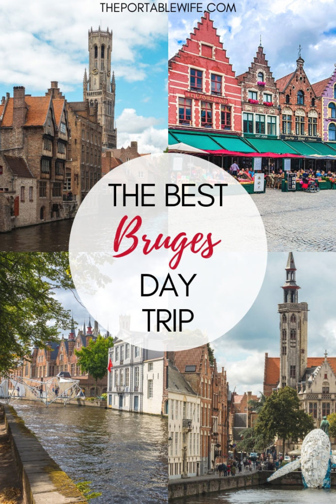 One day in Bruges: A Bruges Day Trip Guide