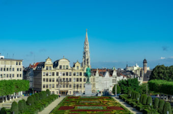 One day in Brussels: Mont Des Arts