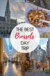 One Day in Brussels: Itinerary For First Time Visitors - The