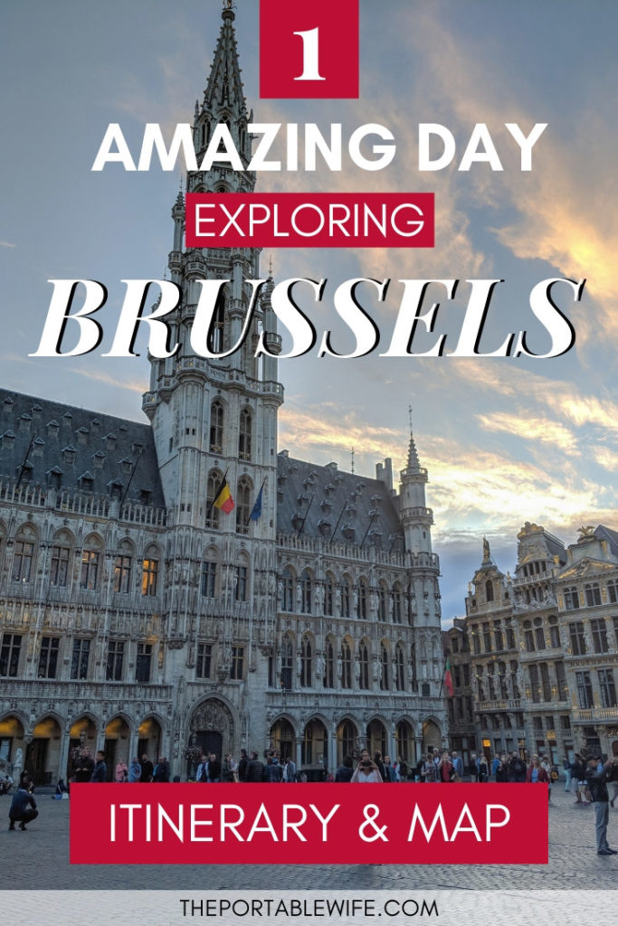 One Day in Brussels Itinerary - Grand Place