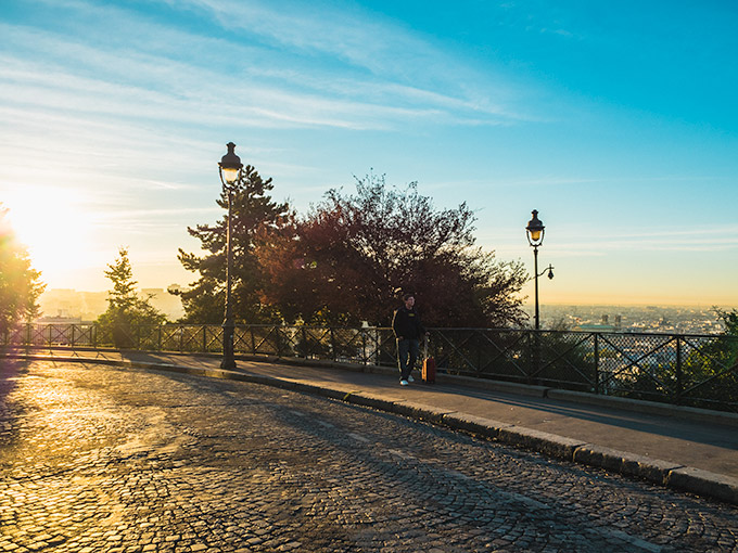 Paris Itinerary 4 Days - Montmartre Sunrise
