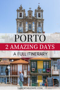 Porto itinerary: 2 amazing days - split Church of Il Defonso and Ribeira