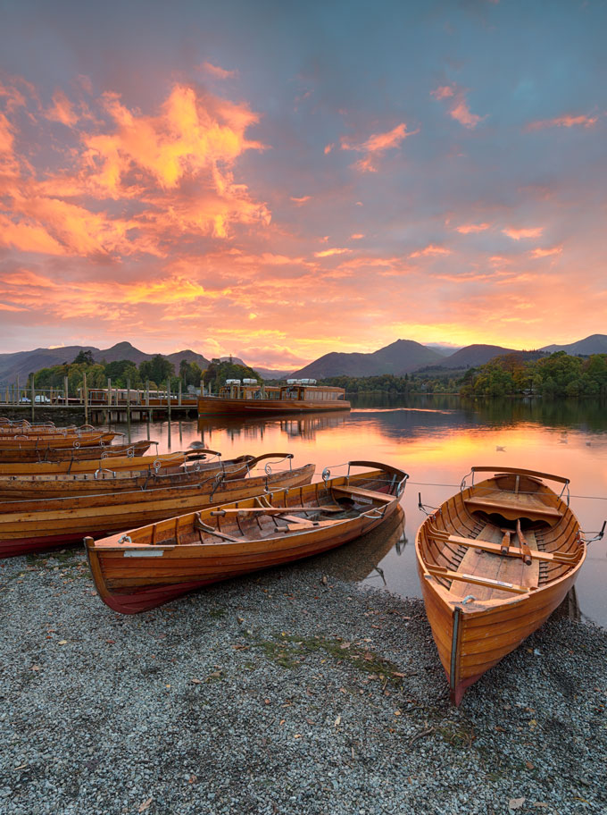 Romantic Lake District Breaks for Couples