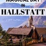 One day in Hallstatt Austria Itinerary - Hallstatt church at sunrise