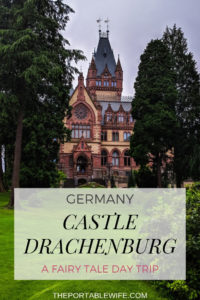 Germany: Castle Drachenburg, a Fairy Tale Day Trip