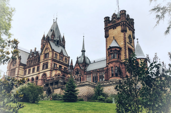 Schloss Drachenburg and Konigswinter: A Fairytale Day Trip in Germany