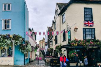 A Beautiful Self Drive UK Holiday from London to Edinburgh