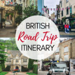 UK Road Trip Itinerary: A Self Drive UK Holiday from London to Scotland