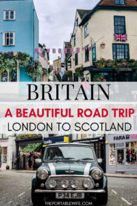 Beautiful Britain: A Self Drive UK Holiday from London to Scotland