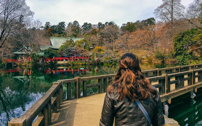 Inokashira Park Kichijoji Tokyo