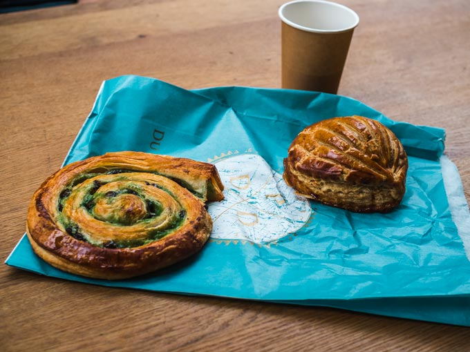 French pastries are a must in a Paris itinerary for 4 days