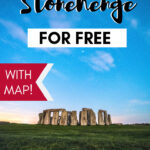 How to visit Stonehenge for free with map