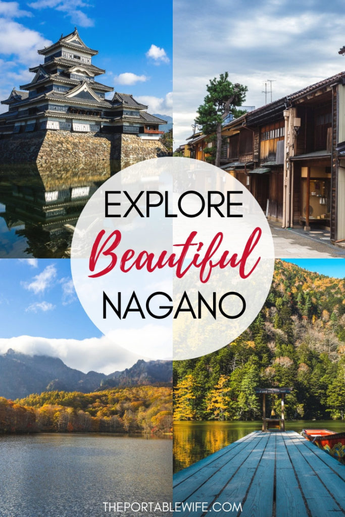 The Best Things to do in Nagano Japan