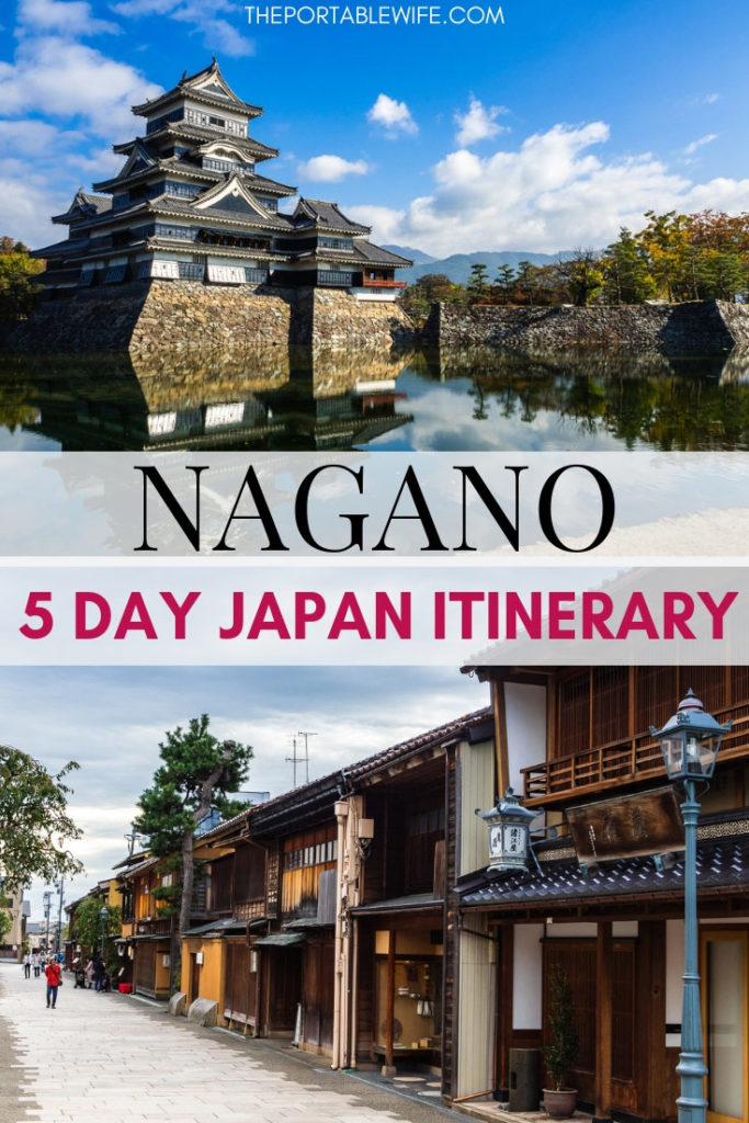 What to do in Nagano: Itinerary for 5 Days