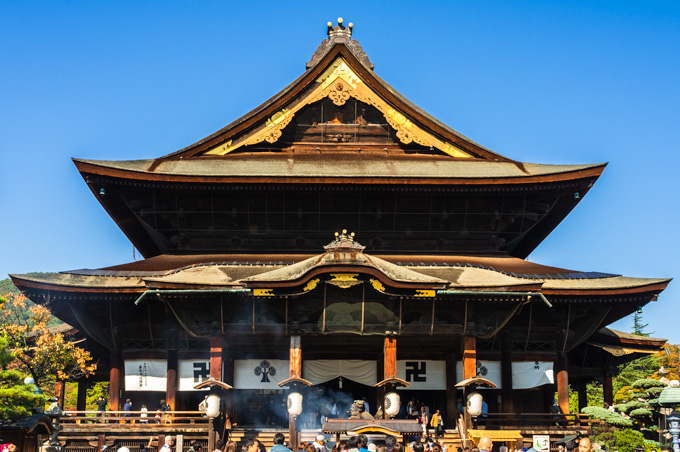 Zenkoji Temple, an essential place to see in Nagano