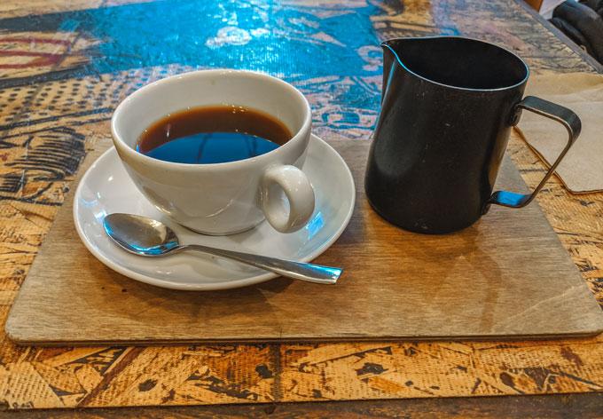 Brew Lab, one of the best coffee shops in Edinburgh