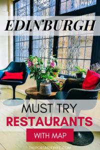 Edinburgh Must Try Restaurants